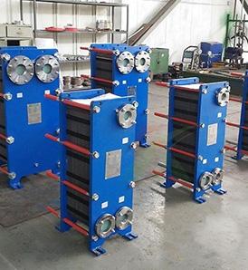 板式换热器的设计和结构原理